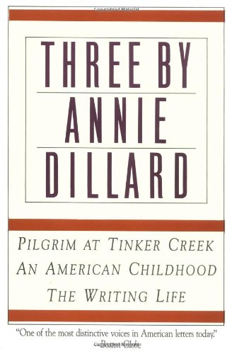 three by annie dillar